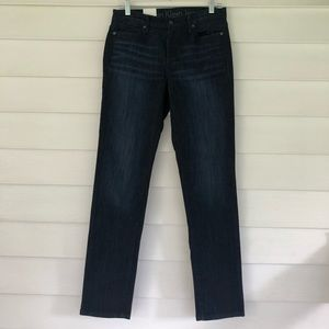 NWT Calvin Klein dark wash ultimate skinny jeans